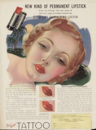glamourdaze -1930s lipstick3