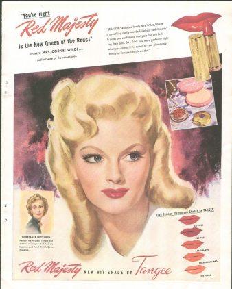 1940s lips
