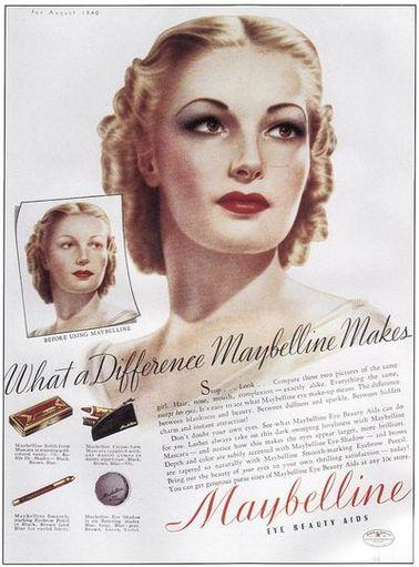 1940s-makeup-evening-look
